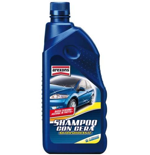 Samoschnoucí šampón s voskem ConCera