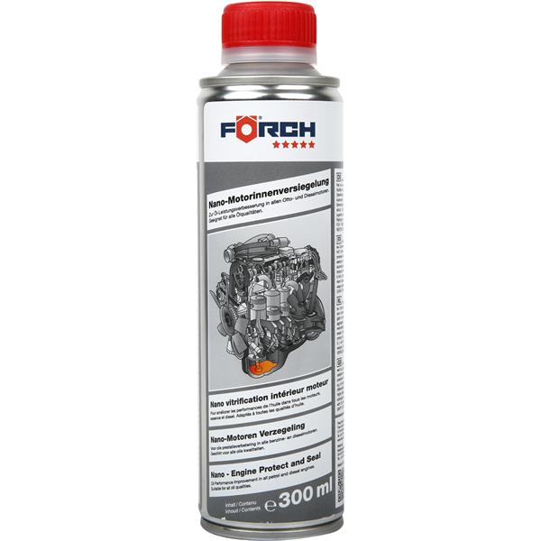 Aditivum technologie NANO - olej benzínových a dieselových motorů